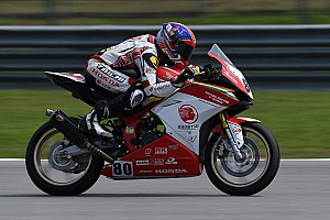 Malaysia ARRC: Honda India scores double points finish in Race 1