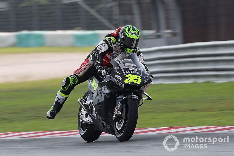 MotoGP-rentree Crutchlow verliep beter dan verwacht: