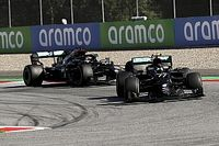 Hamilton reveals foiled strategy plan to beat Bottas