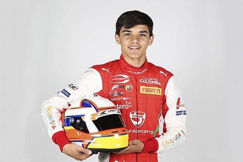 Interview Sebastian Montoya: Zoon van Juan Pablo op weg naar de F1