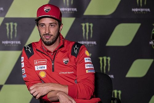 Dovizioso vertrekt na dit MotoGP-seizoen bij Ducati
