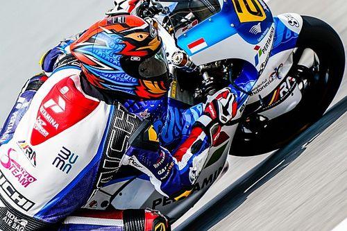 Hasil Race 1 CEV Moto2 Catalunya: Dimas Ekky Amankan P6