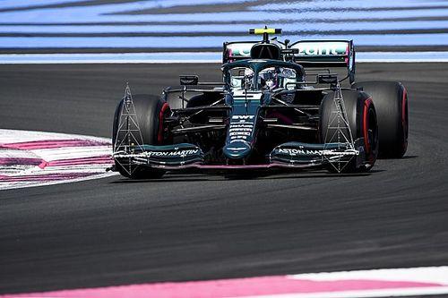 Uitslag: Eerste vrije training F1 Grand Prix van Frankrijk