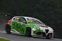 L'Alfa Romeo centra il doppio podio in Giappone