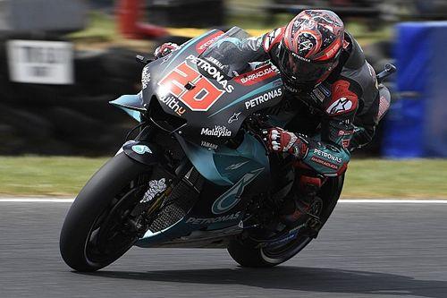 Quartararo aura une moto officielle en 2020