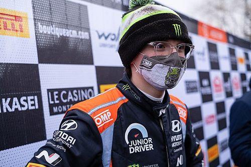 Oliver Solberg promu en WRC par Hyundai pour l'Arctic Rally Finland