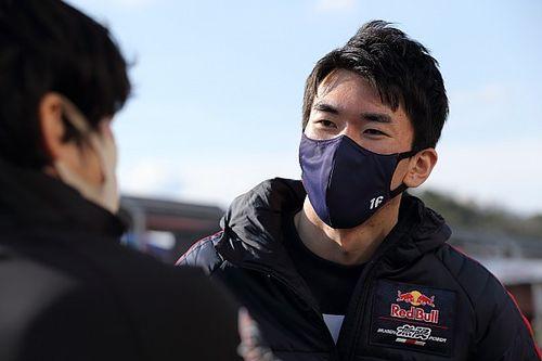 Sasahara attending Super Formula races as Honda reserve