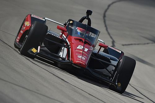 Interview: VeeKay ondanks gebroken vinger klaar voor IndyCar-seizoen