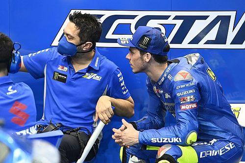 MotoGP-kampioen Mir moet crew-chief missen in Portimao