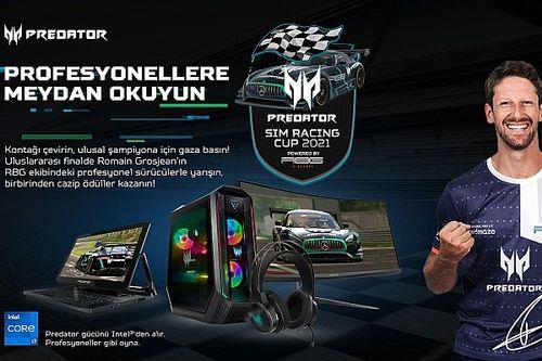 Acer, heyecan dolu Predator Sim Racing Cup 2021'i başlatıyor!