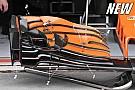 Tech analyse: Het verschil tussen de McLarens van Alonso en Vandoorne