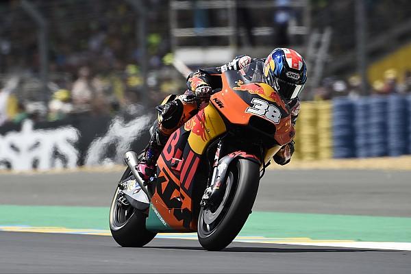 MotoGP Smith: KTM beklenmedik puanlar aldı