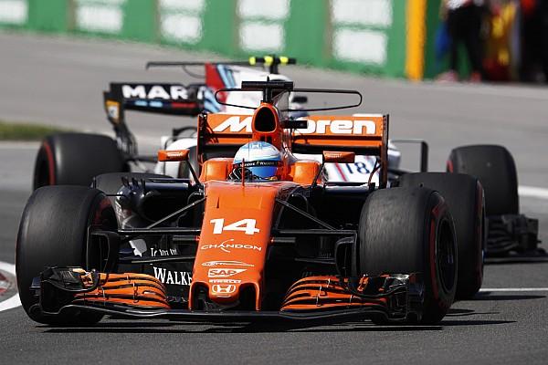 "F1 【F1】アロンソ「ホンダのストレートスピードの遅さは""危険""なレベル」"