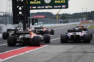 Formel 1 Ergebnisse Formel 1 2017 in Suzuka: Ergebnis, 3. Training