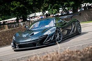 Automotive Noticias de última hora Descubre el récord en Goodwood del McLaren P1 GTR LM desde el puesto del piloto