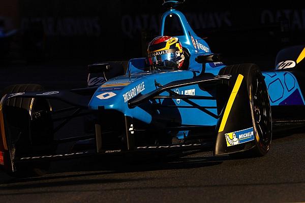 Formel E in Paris: Pole-Position für Sebastien Buemi