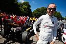 Kubica a testé la Renault 2017 dans le simulateur