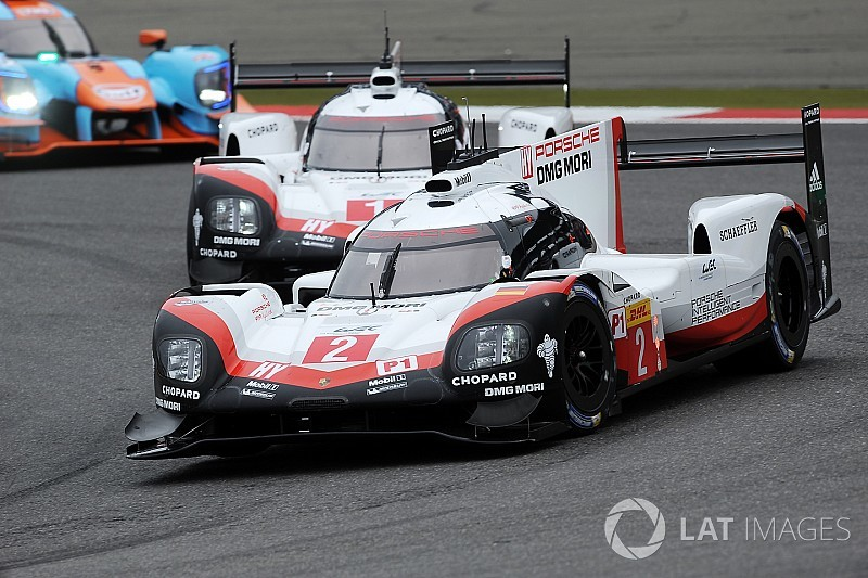 Il WEC risponde alla decisione di abbandono della Porsche