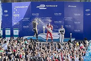 Formula E Reporte de la carrera Lucas di Grassi gana en México
