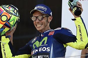 MotoGP Motorsport.com hírek Rossi megtette első motoros köreit!