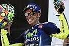 Rossi capai target naik podium pada start ke-300