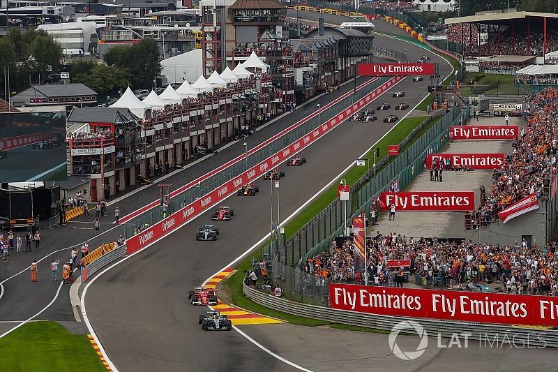 Chefe diz que F1 não está dando as costas para Europa