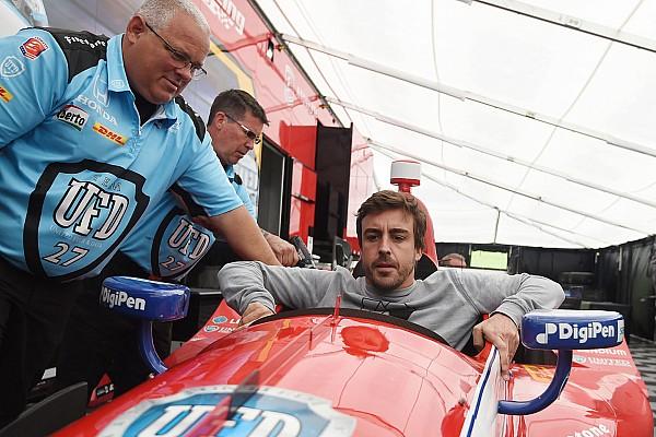 Формула 1 Важливі новини Алонсо і його бос не виключили подальших стартів у Інді-500