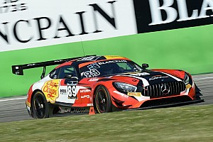 Blancpain Endurance Interview Blancpain GT Series Endurance : Monza amère pour Fontana e Perfetti