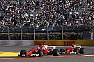 F1 El duelo entre compañeros en clasificación - GP de Rusia