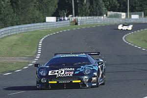La Jaguar de Coulthard aux 24H du Mans mise aux enchères