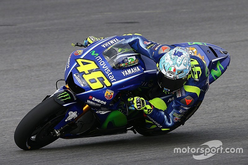 Motogp 2017 Valentino Rossi Winning Title Not Obsession For Yamaha
