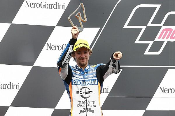 Moto3 Rennbericht Moto3: Philipp Öttl mit 2. Platz beim Österreich-GP in Spielberg