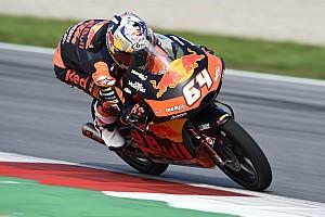 Moto3 Nieuws Bendsneyder niet getreurd na missen pole in Spielberg: