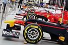 Лондон готовится к заездам Формулы 1: фото