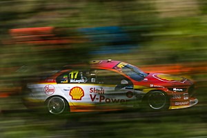 Supercars Practice report Darwin Supercars: McLaughlin smashes practice record