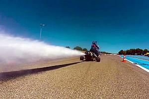 Auto Actualités Cet engin passe de 0 à 100 km/h en 0,5 seconde!