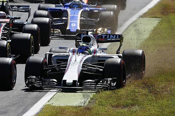 Formula 1 La colonna di Massa: