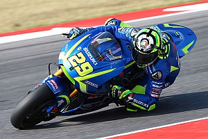 MotoGP Últimas notícias Iannone pede desculpas por fraca temporada com Suzuki