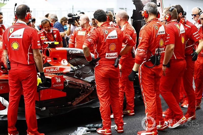 フェラーリ、ライコネンのトラブル調査中。ペナルティ回避の可能性も?