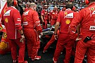 Így kémkedett a Mercedes a Ferrarinál a rajtrácson