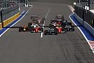Відео: бездоганний старт Боттаса на гонці Ф1 у Сочі