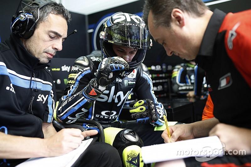 Mon job : directeur technique en Moto2 et Moto3