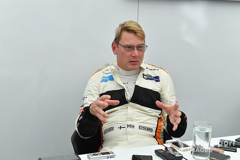 Hakkinen solo regresaría a las carreras