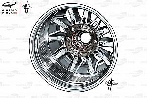 Caso Mercedes: vi mostriamo dove sono i fori chiusi nel cerchio contestato