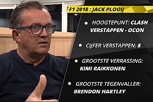 De Finishvlag: Het F1-seizoen 2018 volgens Jack Plooij