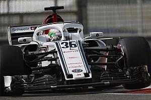Giovinazzi pide que no le comparen con Leclerc