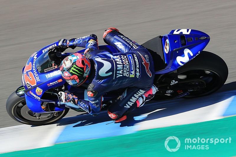 Vinales: Yamaha MotoGP bike has been too big for me