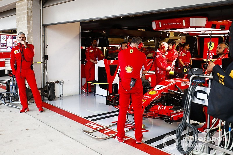 Arrivabene: Raikkonen ve Ferrari'yle gurur duyuyorum
