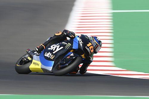 Moto2サンマリノ決勝:ルカ・マリーニ、地元に錦飾る今季2勝目。VR46がワンツー