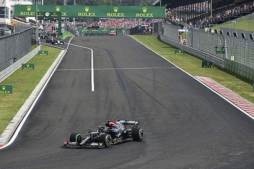 F1: Entenda como seria a relargada na Hungria se Hamilton também tivesse entrado nos boxes